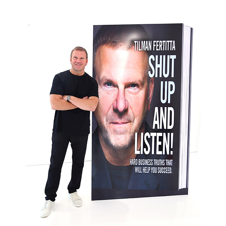 Tilman Fertitta is on tour!