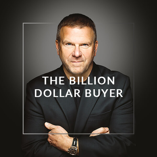 Tilman Fertitta is the Billion Dollar Buyer