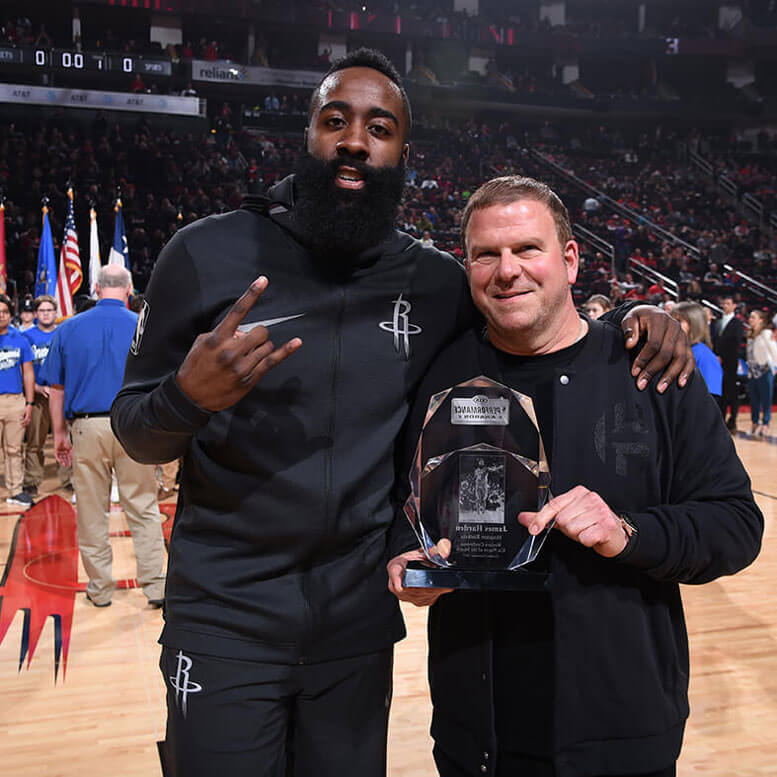 Owning Houston Rockets an act of loyalty and pride for Tilman Fertitta