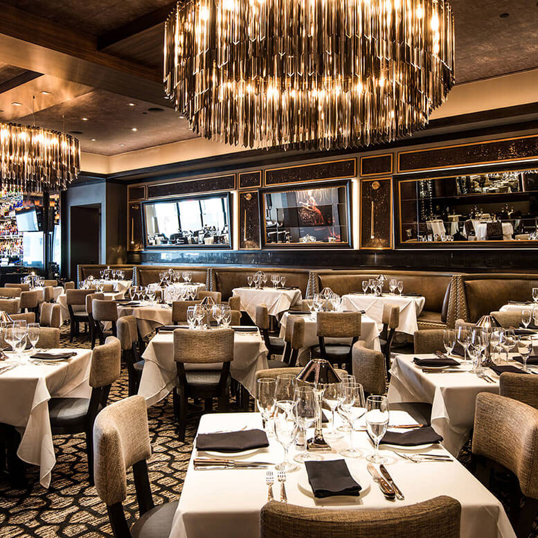 Mastro's Houston opens up in the Galleria to become the first Mastro's in Texas!